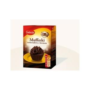 Choco Muffinki czekoladowe z kremem marki Delecta - zdjęcie nr 1 - Bangla