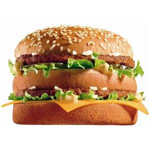 Big Mac marki McDonald's - zdjęcie nr 1 - Bangla