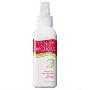 Foot Works, Watermelon Cooling Foot Spray, Chłodzący spray do stóp z arbuzem marki Avon - zdjęcie nr 1 - Bangla