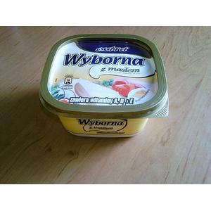 Extra Wyborna z masłem marki Biedronka - zdjęcie nr 1 - Bangla