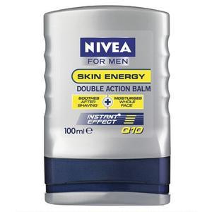 For Men, Q 10 Skin Energy Double Action Balm, Balsam Po Goleniu marki Nivea - zdjęcie nr 1 - Bangla