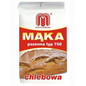 Mąka pszenna typ 750 chlebowa marki Młyny w Stoisławiu - zdjęcie nr 1 - Bangla