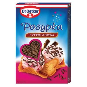Posypka czekoladowa marki Dr Oetker - zdjęcie nr 1 - Bangla