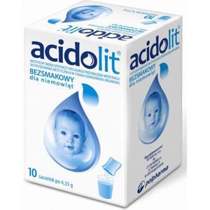 Acidolit, saszetki marki Polpharma - zdjęcie nr 1 - Bangla