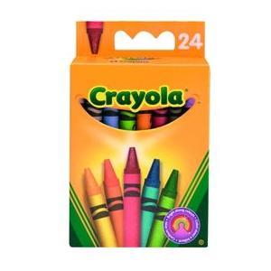 Kredki świecowe marki Crayola - zdjęcie nr 1 - Bangla