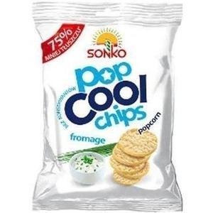 Pop Cool Chips /Snack/, Chipsy popcornowe - różne smaki marki Sonko - zdjęcie nr 1 - Bangla