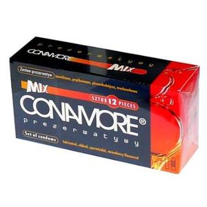 Conamore Mix, Prezerwatywy marki Unimil - zdjęcie nr 1 - Bangla
