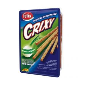 Crixy, paluszki krakersowe, różne smaki marki Felix - zdjęcie nr 1 - Bangla