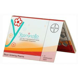 Yasminelle, tabletki marki Bayer - zdjęcie nr 1 - Bangla