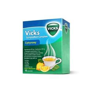 SymptoMed Complete, Proszek do rozpuszczania marki Vicks - zdjęcie nr 1 - Bangla
