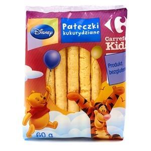 Disney, Pałeczki kukurydziane marki Carrefour - zdjęcie nr 1 - Bangla