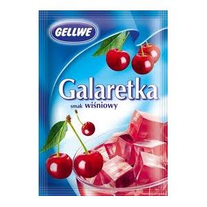 Galaretka, różne smaki marki Gellwe - zdjęcie nr 1 - Bangla