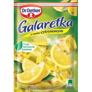 Galaretka, różne smaki marki Dr Oetker - zdjęcie nr 1 - Bangla