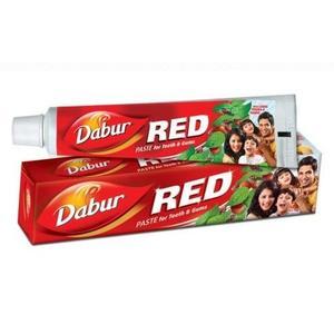 Red Paste for Teeth and Gums, Pasta do zębów marki Dabur - zdjęcie nr 1 - Bangla