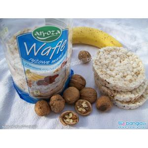 Arroza, Wafle ryżowe musli / naturalne / wieloziarniste marki Biedronka - zdjęcie nr 1 - Bangla