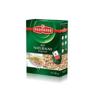 Ryż Naturalny Brązowy marki Podravka - zdjęcie nr 1 - Bangla