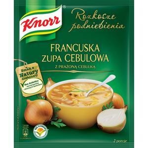 Rozkosze Podniebienia, różne smaki marki Knorr - zdjęcie nr 1 - Bangla