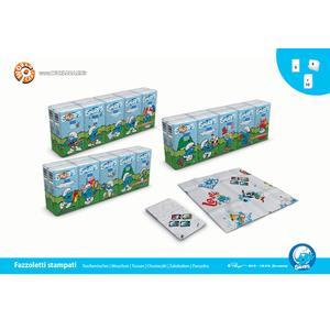Chusteczki Higieniczne Licencyjne - różne wzory marki World Cart - zdjęcie nr 1 - Bangla