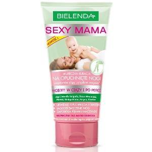 Sexy Mama, Skuteczna Kuracja na opuchnięte nogi marki Bielenda - zdjęcie nr 1 - Bangla