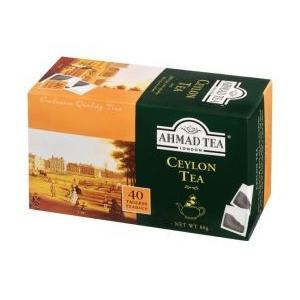 Ceylon Tea, Herbata ekspresowa marki Ahmad Tea - zdjęcie nr 1 - Bangla
