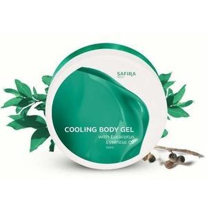 Cooling Body Gel, Żel chłodzący z eukaliptusem marki Safira - zdjęcie nr 1 - Bangla