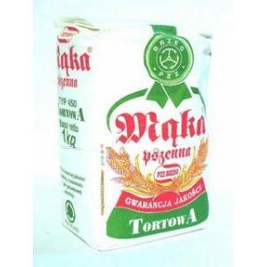 Mąka tortowa typ 450 marki Brzeg PZZ - zdjęcie nr 1 - Bangla