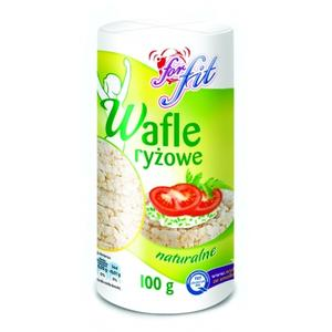 Wafle ryżowe For Fit marki Healthy Foog Production - zdjęcie nr 1 - Bangla