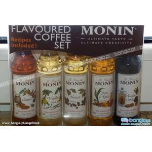 Le Sirop de Monin, Syropy do kawy i drinków marki Monin - zdjęcie nr 1 - Bangla