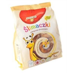 Ślimaczki, Zakręcone Drożdzówki - różne smaki marki Dan Cake - zdjęcie nr 1 - Bangla