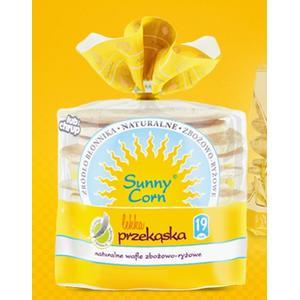 Sunny Corn, Naturalne wafle zbożowo-ryżowe marki Planet Food - zdjęcie nr 1 - Bangla