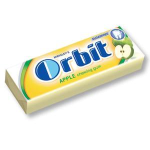 Orbit Apple, Chewing Gum marki Wrigley - zdjęcie nr 1 - Bangla