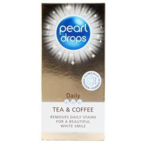 Daily, Tea & Coffee, Pasta do zębów marki Pearl Drops - zdjęcie nr 1 - Bangla