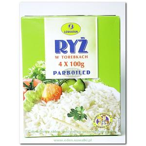 Ryż Parboiled w torebkach marki Lewiatan - zdjęcie nr 1 - Bangla