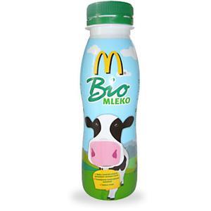 Mleko Bio marki McDonald's - zdjęcie nr 1 - Bangla
