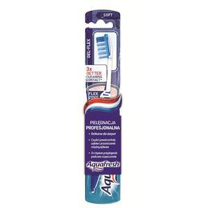 Gel Flex Soft lub Medium, Szczoteczka do zębów marki Aquafresh - zdjęcie nr 1 - Bangla
