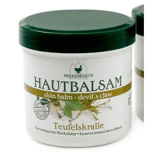 Hautbalsam Skin Balm Devil's Claw marki Herbamedicus - zdjęcie nr 1 - Bangla