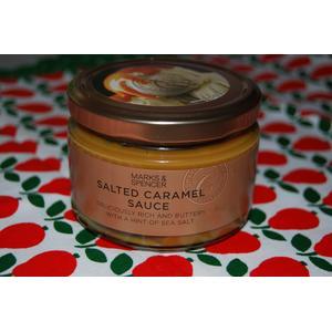 Salted Caramel Sauce- słony karmel marki Marks & Spencer - zdjęcie nr 1 - Bangla