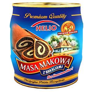 Premium Masa makowa z bakaliami marki Helio - zdjęcie nr 1 - Bangla