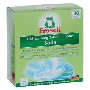 Dishwashing Tabs All-in-one Soda, Tabletki do zmywarki marki Frosch - zdjęcie nr 1 - Bangla