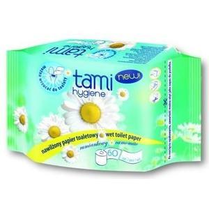 Hygiene, nawilżony papier toaletowy marki Tami - zdjęcie nr 1 - Bangla