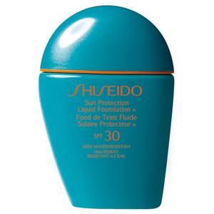 Sun Protection Liquid Foundation SPF 30 marki Shiseido - zdjęcie nr 1 - Bangla