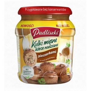 Kulki mięsne dobrze nadziane, różne smaki marki Pudliszki - zdjęcie nr 1 - Bangla