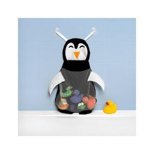 Worek na zabawki kapielowe Pingwin marki Betterware - zdjęcie nr 1 - Bangla