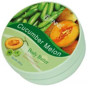 Body Butter, Cucumber Melon marki Fennel - zdjęcie nr 1 - Bangla