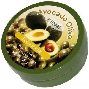 Body Butter, Avocado Olive marki Fennel - zdjęcie nr 1 - Bangla