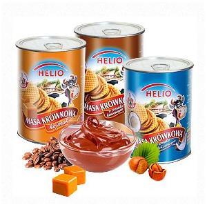 Masa krówkowa marki Helio - zdjęcie nr 1 - Bangla