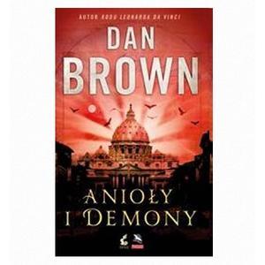 Anioły i Demony, Dan Brown marki Sonia Draga - zdjęcie nr 1 - Bangla