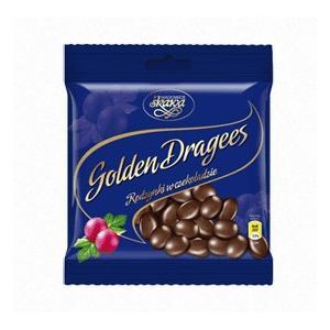 Golden Dragees, Rodzynki w czekoladzie marki Skawa - zdjęcie nr 1 - Bangla