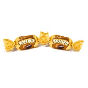 ToffiVo, cukierki karmelowe w czekoladzie marki Vobro - zdjęcie nr 1 - Bangla