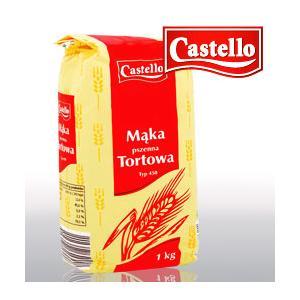 Lidl Castello Mąka pszenna tortowa typ 450 marki Castello - zdjęcie nr 1 - Bangla